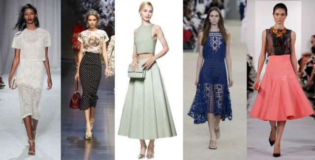 tea-length-skirt