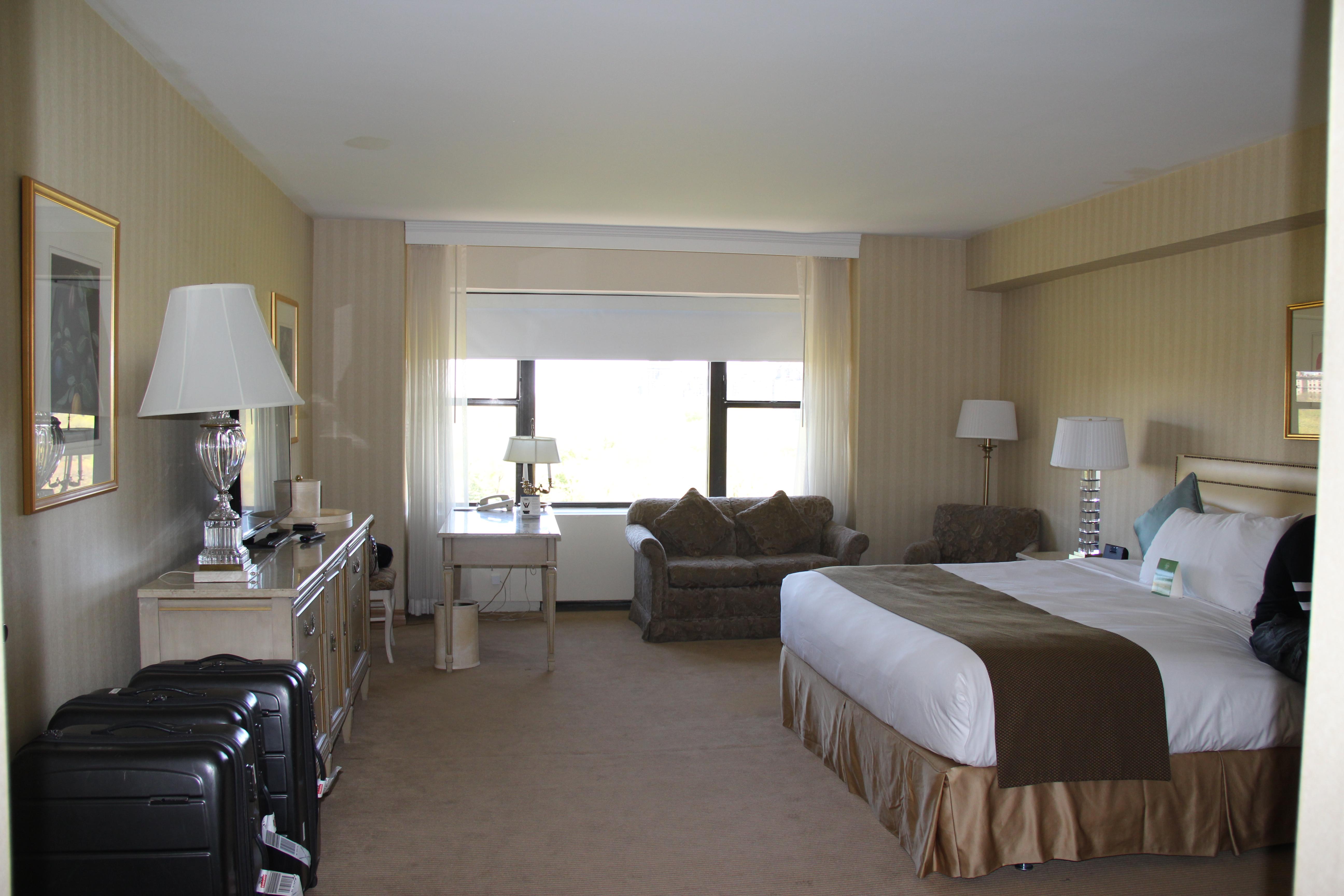 Stay in New York Park Lane Hotel
